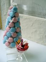 1-6 macaron tower by Snowfern
