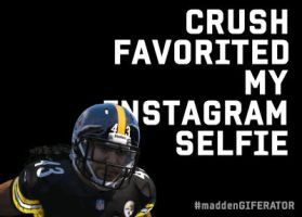 Madden 15 gif...... by AllensColors