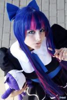 Stocking - Gothic Lolita by jessicacicca