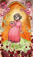 Dolores Umbridge by Sally-Avernier
