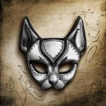 Cat Mask_4 of 4 by coalcracker