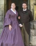Civil War Era Outfits - color by BaronessaGinevra