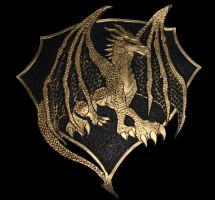 Dragon Crest After by Azmal