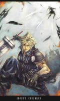 Cloud Omnislash ver.5 by longai