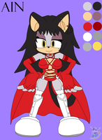 Ain sonic form color ref by kakyuuspark