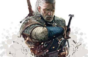 The Witcher is Dots by HeroforPain