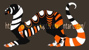 Dragon Adopt3 Closed by Cosmic-Adopts