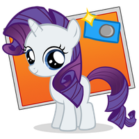 Photo Viewer Pony Icon by Nerve-Gas