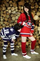 Kiss my Habs Fan Butt - lol by Witch-Dr-Tim