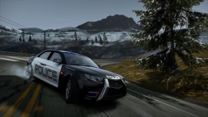 Carbon E7 Drift in NFS HP by GamaGT