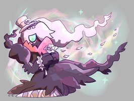 White Rose by crayon-chewer
