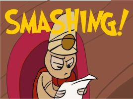 SMASHING -flash animation- by VivzMind
