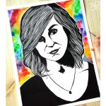 ~Christina Grimmie by MoonArtDreams