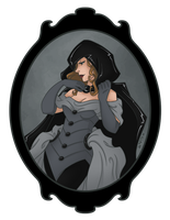 Neo Victorian Moonknight by msciuto