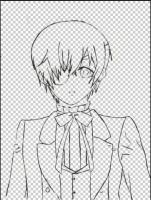 Ciel Phantomhive-black butler [background removed] by cheaterboy-A