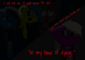 'In my Time of Dying...' by ArtistStar144