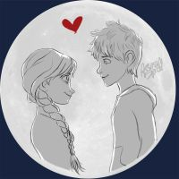 Jack and Anna by AssassiniSpice