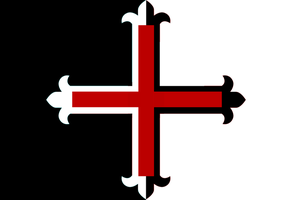 A Knight's Templar Symbol by Rory-The-Lion