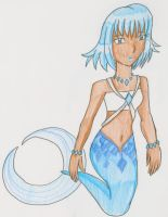 Mermaid adoptable: Ruta Yesson(SOLD) by Azure-wolf96