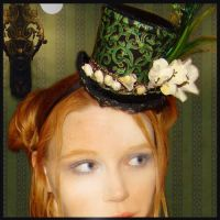 St Patricks Day Lucky Top Hat by SteamSociety