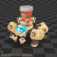 The A.C.C.R - Beauty shot A by 9Skulls