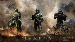 Halo Legacy 3 by IAmDashing12