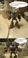 Megatron's valid point by E-Dowely