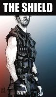 Believe in the Shield - Ambrose by tomasoverbai