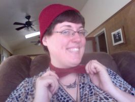 Make Your Own Fez And Bow Tie by CreativeExcess