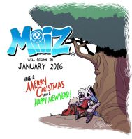 MAiZ will resume in January 2016! by SupaCrikeyDave