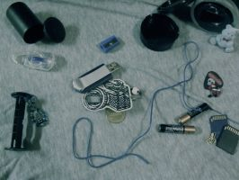 Gadgets- Tokens of District 3 by VitaPiscana