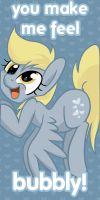 Derpy Valentine by steffy-beff