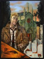 Hellblazer by MiCk1977