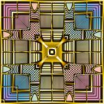 Square Abstract 3 by Envy-Graphix