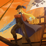 .: COM: Privateer Tsukium :. by PirateHearts