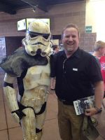 Sky Sox Star Wars Night. by stourangeau