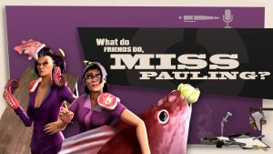 What Do Friends Do, Miss Pauling? by uberchain