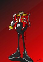 Dr. Eggman by EUAN-THE-ECHIDHOG