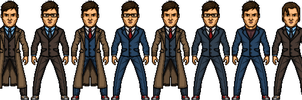 10th Doctor by BAILEY2088