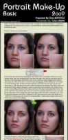 Portrait Make-up Tutorial by themacx