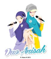 Duo Anisah by biasawae