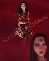 AliceFleshmaidenHalloween Release by tombraider4ever