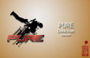 Pure Dock Icon by BloodyMoogle