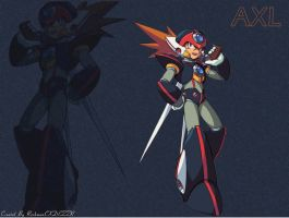 Axl Wallpaper by RockmanCXDEZZR