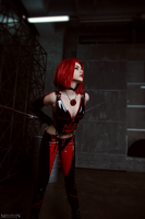 BloodRayne - Afraid of a girl? by MilliganVick