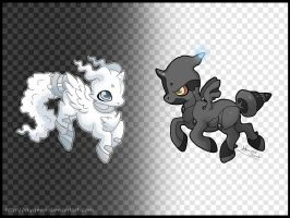My Little Legendaries by MySweetQueen