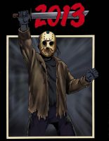 Jason Rules Supreme! by roperseid