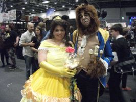 Belle and the Beast by Awinnerwasyou