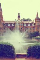 Castle in Moszna [3/3] by GothicNai