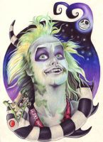 Beetlejuice by tavington